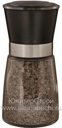 Гималайская черная соль в солонке (Мельница), СЛ