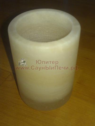 Стакан из гималайской розовой соли, СЛ