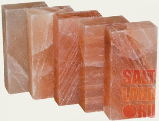 Кирпич 200х100х100 из гималайской розовой соли
