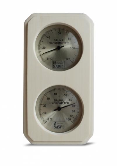 SAWO Термогигрометр для сауны 221-THVA
