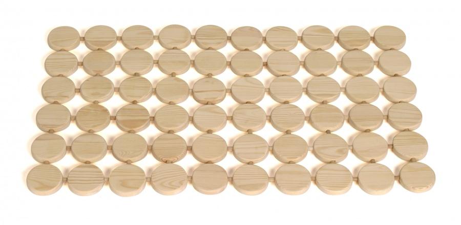 SAWO Коврик деревянный на пол 591-P