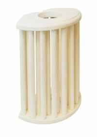 SAWO Абажур для светильника (вертикальное) осина 915-VA, зНН04512