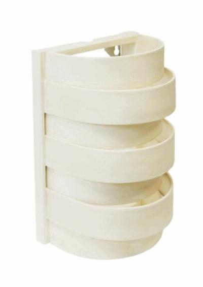 SAWO Абажур для светильника (закругленное) осина 917-A