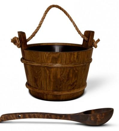 TYLO Бадья деревянная, просмоленная, 90041052