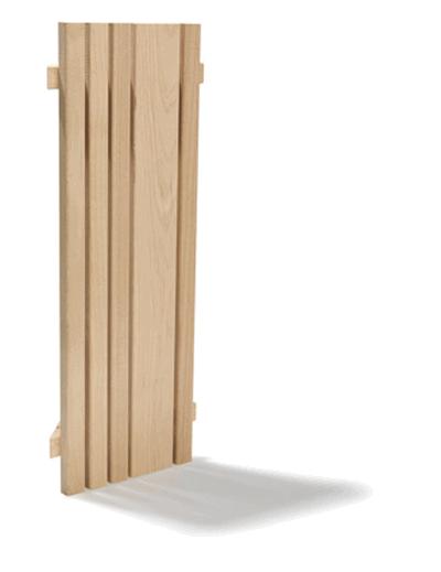 TYLO Абажур угловой рейка, осина, 90091018 (Е)