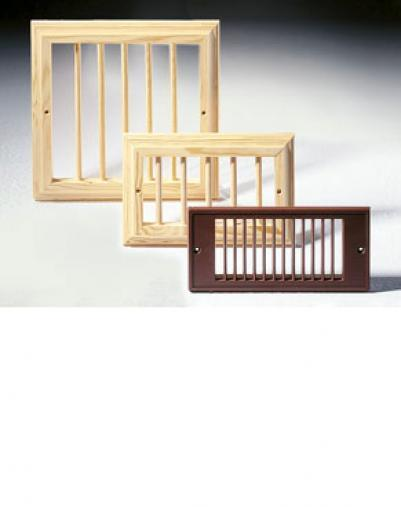 TYLO Вентиляционная решетка B, ольха, 90181038
