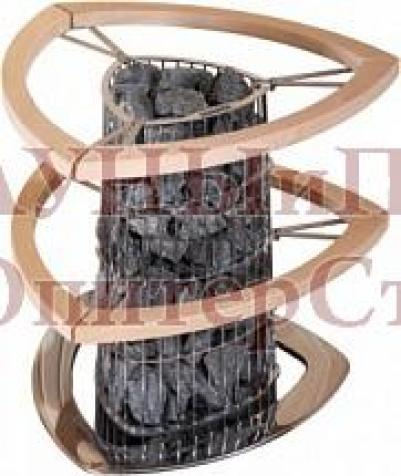 HARVIA Защитное ограждение для электрической печи KIVI, артикул SASPI231, 6410082610044
