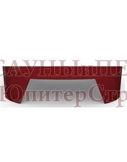 HELO Напольная стойка для печей серии FONDA, красная, артикул 0038202, зНН06512