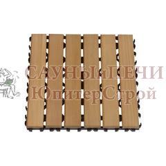 SAWO Коврик деревянный на пол, 595-D-SID боковой