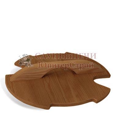 SAWO Крышка деревянная для запарника 381-D-COV