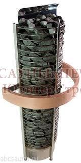 SAWO Деревянное ограждение для печи TOWER TH6 TH-GUARD-W6-WL-D