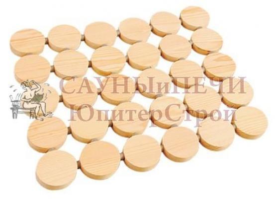 SAWO Коврик деревянный на пол 590-P