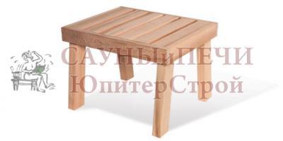SAWO Скамейка для сауны кедровая артикул 520-D