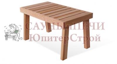 SAWO Скамейка для сауны кедровая артикул 521-D