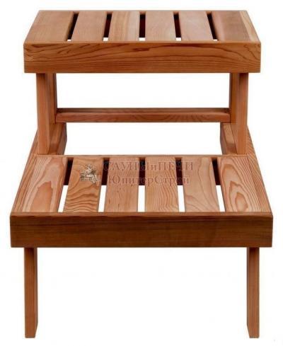 SAWO Скамейка для сауны кедровая артикул 524-D