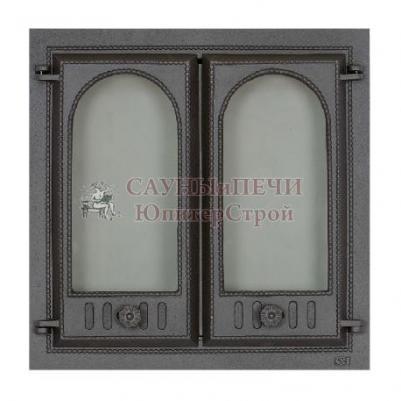 SVT 400 Дверца 2-x створчатая, без экрана 500х500 mm