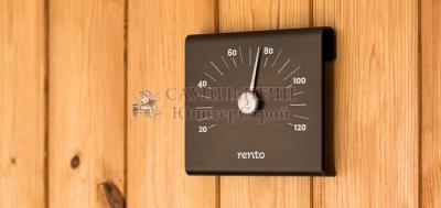 Термометр Rento алюминиевый