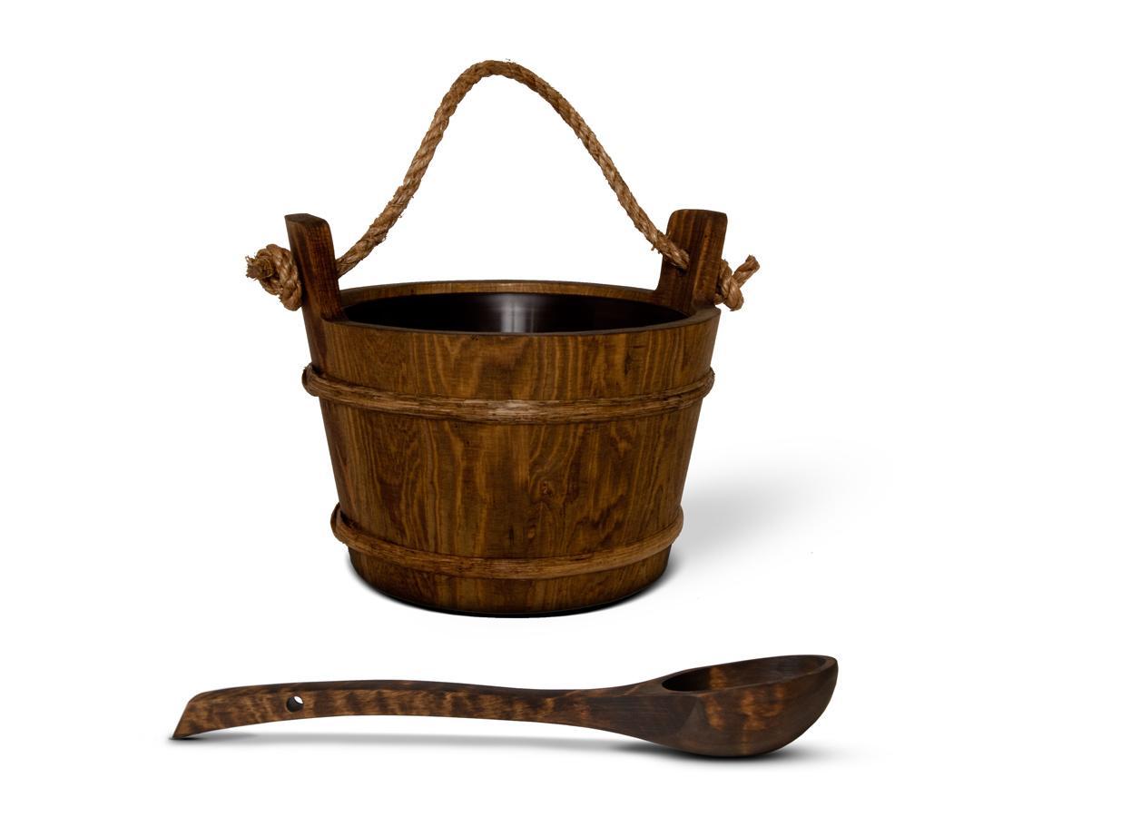 TYLO Ковш деревянный, просмоленный, 90121017