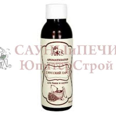 ARS. Ароматизатор на основе эфирных масел для бани и сауны Русский пар 100 мл