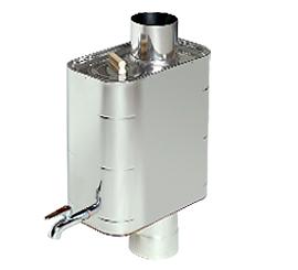 Бак Harvia WP220ST для установки на трубу, 22 л, зНН00982, 6417659004015