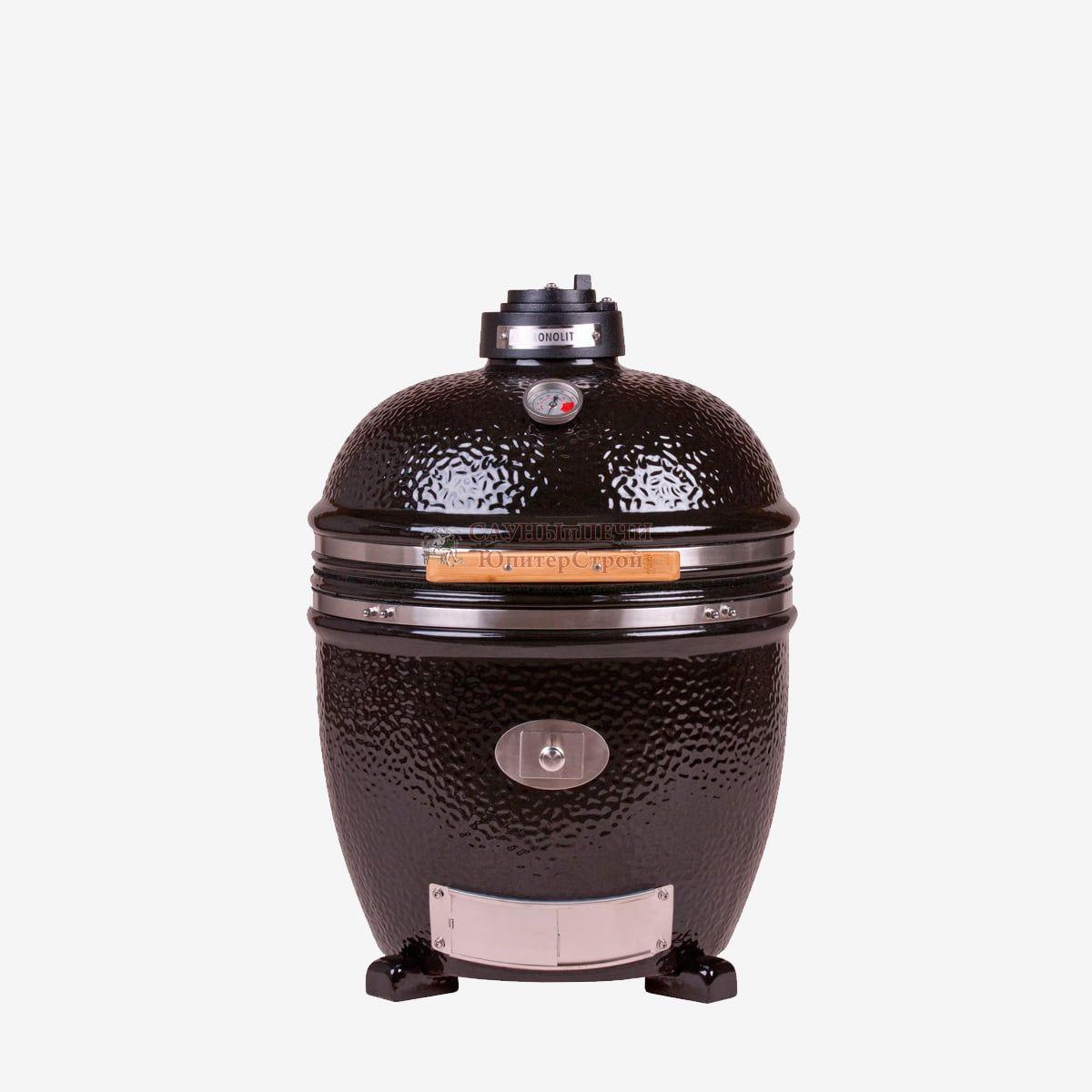 MONOLITH GRILL - черный цвет.Le Chef XL очень большой