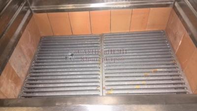Печь-барбекю 115