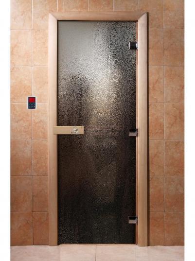 Дверь для сауны DW Фотопечать арт. А010 190х70