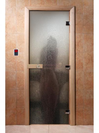 Дверь для сауны DW Фотопечать арт. А012 190х70