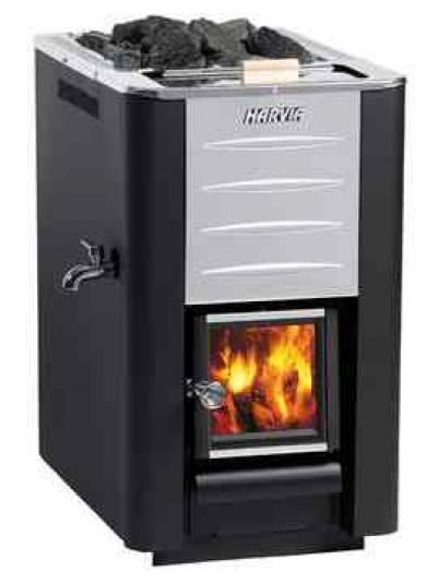 Дровяная печь для бани  Harvia 20 ES Pro, WK200ES , 6417659001076