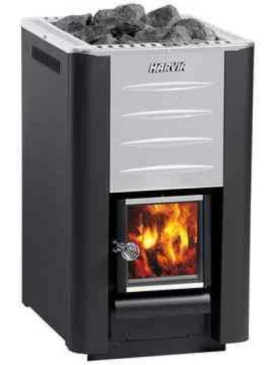 Дровяная печь для бани  Harvia 26 Pro, WK260 , 6417659001045