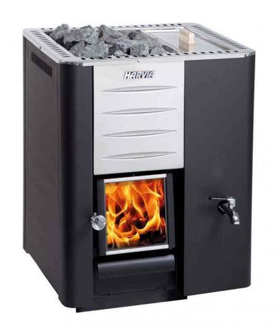 Дровяная печь для бани  Harvia 20 RS Pro WK200RS