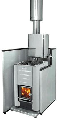 HARVIA Защитное ограждение для дровянной печи WX017