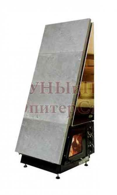Misa Комбинированная дровяная и электрическая печь 10099L/R 9 кВт