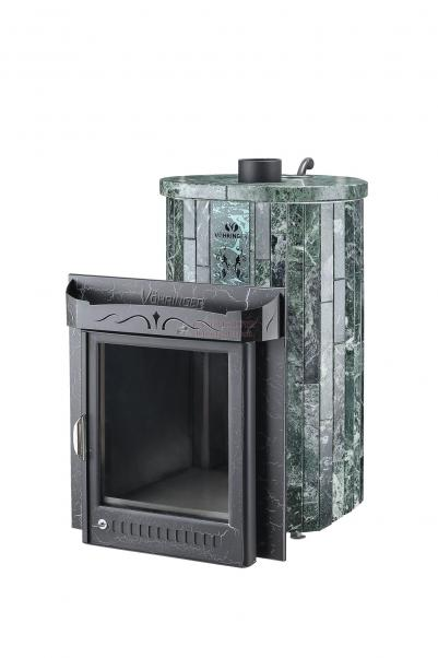 Печь ПФ Ламель-optima змеевик (наборный) закрытая каменка, произв. ФЕРИНГЕР,  , 10897