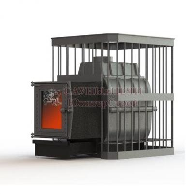 Банная печь ПароВар 18 (201), произв. Fireway, PV-004, 6028