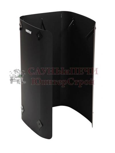 HARVIA Защитное ограждение (с трех сторон) для дровяной печи M1/M2/M3 и SL, WL450, 6417659016537