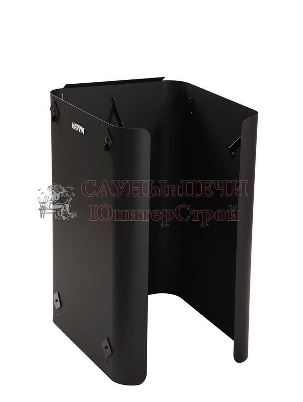 HARVIA Защитное ограждение (с трех сторон) для дровяной печи Harvia 20 Pro/SL/Duo/Boiler/SL Boiler, WL550, 6417659016582
