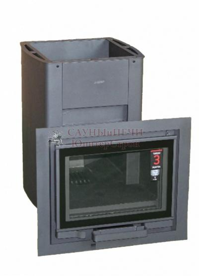 Дровяная печь для бани KASTOR KSIS-20 TS 1, артикул 083342