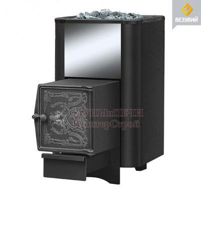Дровяная печь для бани ВЕЗУВИЙ Русичъ Антрацит 22 (ДТ-4)