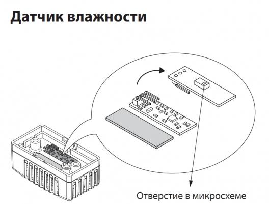 EOS датчик влажности H/EmotouchIII, 945726