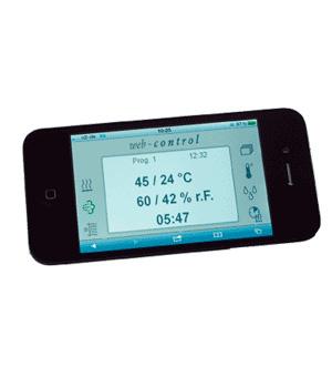 FASEL система управления пультом с помощью компьютера/смартфона/планшета, FCU-EXT-WEB-CONTROL-A