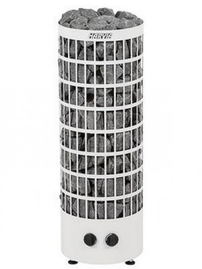 Электрическая печь для сауны Harvia Cilindro PС70V White, белая, HPC700400V