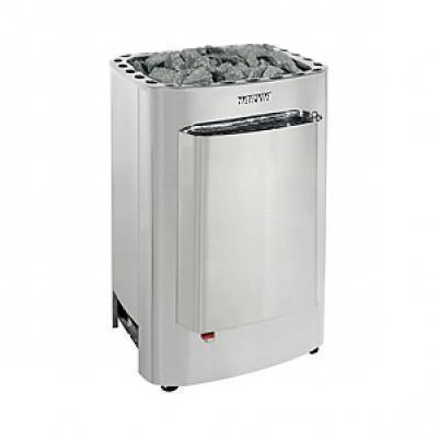 Электрическая печь для сауны Harvia Club Combi K11GS с парогенератором, без пульта, HRKG110400S , 6410082662111