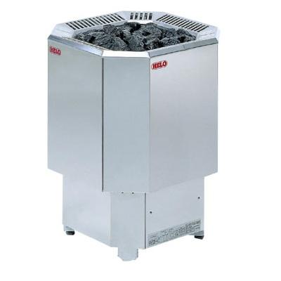 HELO Электрическая печь для сауны напольной установки OCTA 1051 10,5 кВт, нержавеющая сталь, зНН01339