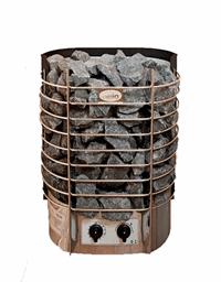 HELO Электрическая печь для сауны настенной установки RING WALL 45 ST 4,5 кВт, артикул 002880, зНН05025