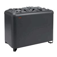 HELO Электрическая печь для сауны напольной установки SKLA 181, 18 кВт, нержавеющая сталь, артикул 000905, зНН05333