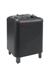 HELO Электрическая печь для сауны напольной установки SKLE 1051 10,5 кВт, нержавеющая сталь, зНН02801