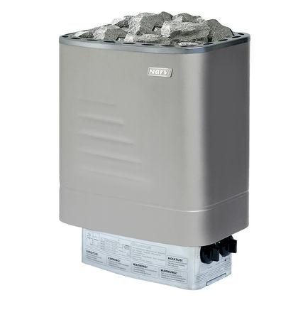 Narvi Электрическая печь для сауны NM 450 RST нержавеющая сталь, 6418530901324