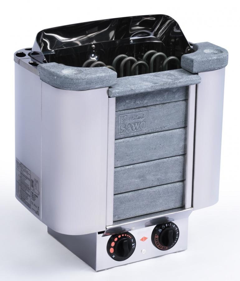 SAWO Электрическая печь для сауны CUMULUS CML-45NB, вставка из талькохлорида , зНН02849