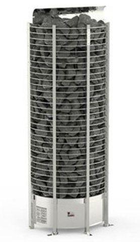 SAWO Электрическая печь для сауны TOWER TH12-210N-WL пристенной установки, полукруглая, без пульта управления